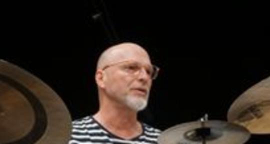 Session Drummer - Garey Williams
