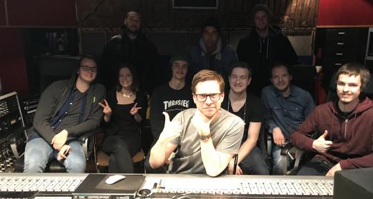 Music producer, Vocal producer - Gustav Efraimsson
