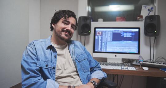 Recording, Mixing & Mastering - Victor Kamhazi