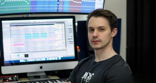 We Make Music Better - Achilles (Iliad Studios)