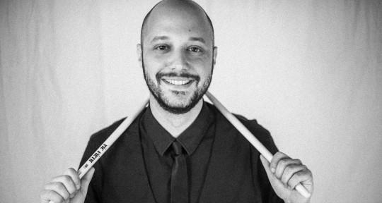 Session drummer - Jim Bosinakos