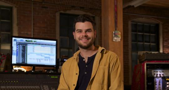 Mix Engineer - Andrew Oedel