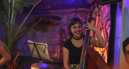 sesion musician - Ailén Antú
