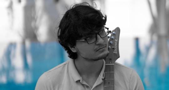 Rock/Fusion, EDM Guitar - Vik Bam