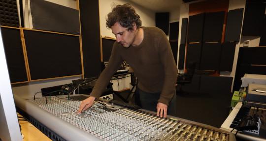 Mixing and Mastering engineer - Marius Angelescu