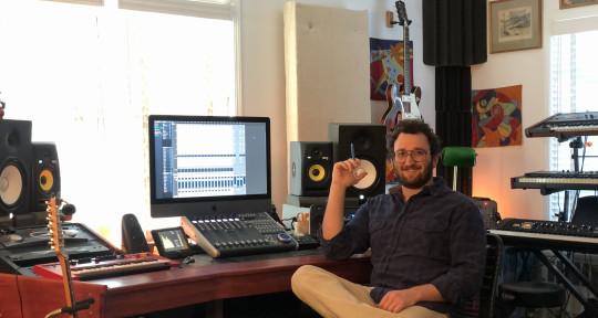 Mix Engineer, Music Producer - Ben Deixler