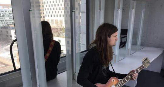 Session Guitarist - Ben McLeod