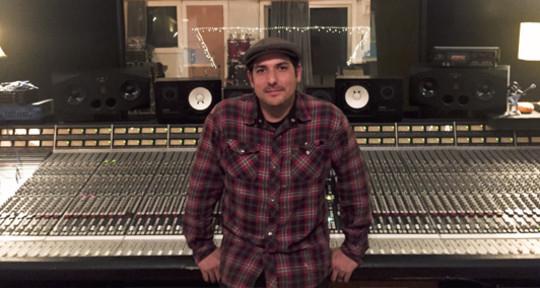 Audio Mixer | Record Producer - Joshua Garcia