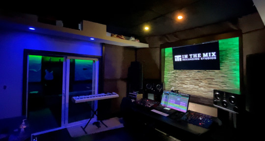 Recording Studio of Excellence - In The Mix Recording Studios
