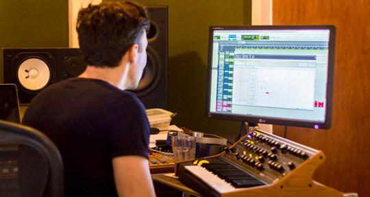 Mixing and Recording Engineer - Jack Lang