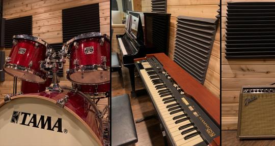 Recording Studio - Back Pocket Recording Studio