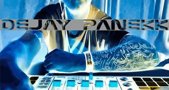Music Producer, Drummer - DeJay Panekk