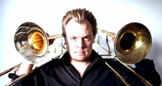 Trombonist, Arranger, Composer - Jussi Vuorinen