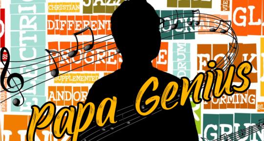 Music Produce - Papa Genius