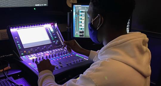 Pop and Rock Producer/ Mixer - Darren Bello Music