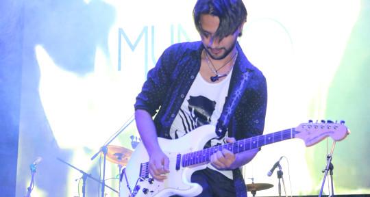 Guitarrista de session  - Yeison Parra