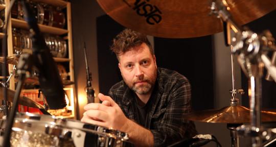 Session Drummer, Drum Mixing - Dennis Leeflang