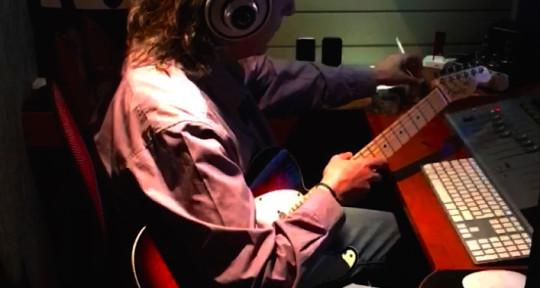Session Guitarist  - PIERRE M