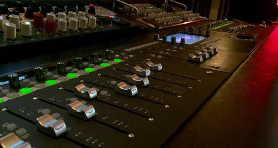 Mixing Engineer/Music Betterer - Jason Hall