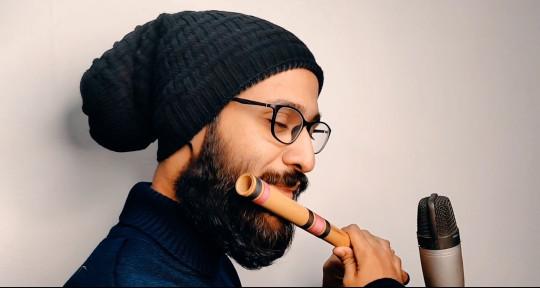 Indian Flutist, Music Producer - Rahul Krishnan