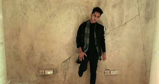 Songwriter, singer. - DHAMY