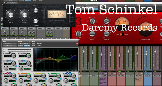 Remote Mixing & Mastering - Tom Schinkel