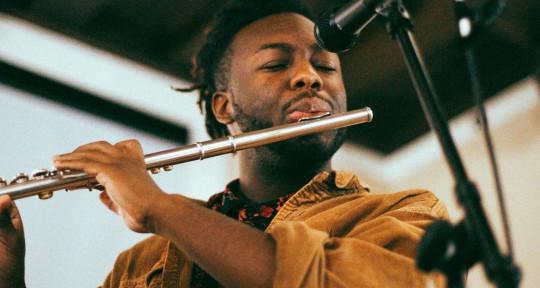 session Flautist  - JaMichael
