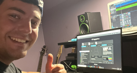 Mixing and Mastering engineer - Noah Aultman/Cassidy Music