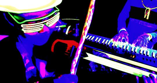 Electronic/Electric Violinist - Jedis Creative