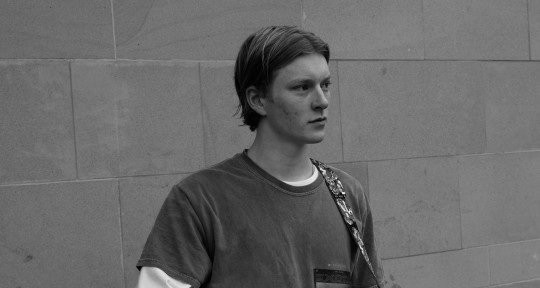 Vocalist and Guitarist - Jack Patrick