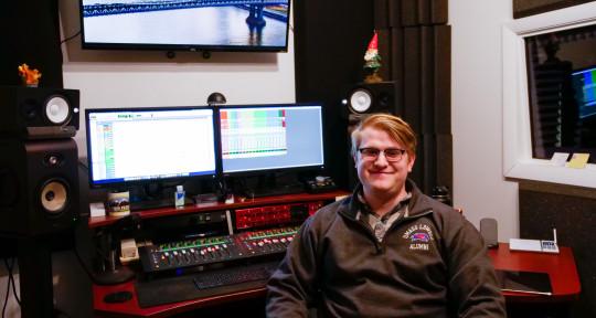 Mastering Engineer - Gregory Mahan