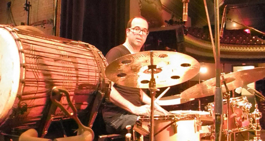 Session Drummer - JORODU