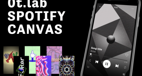 Spotify Canvas - 0t.lab