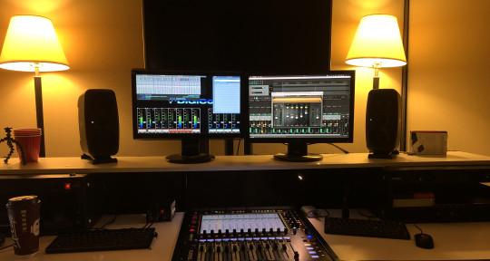 Mix eng. live sound specialist - Evan Cormier