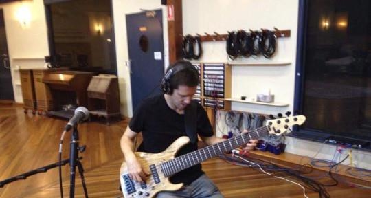 Collaborative Bass Player - Matt Gruebner