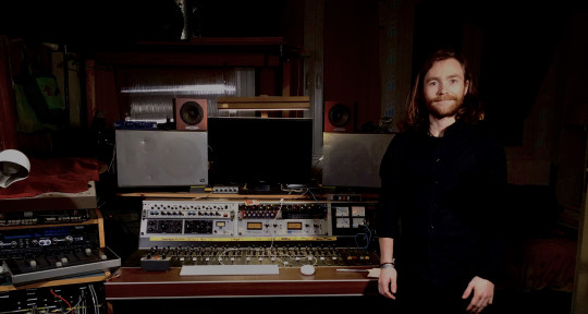 Recording, Mixing & Mastering - Lazlo