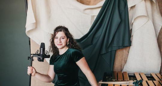 Percussion/singer/songwriter - Rosie Cerquone
