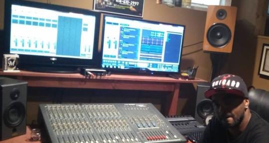 producer,beatmaker,studio - dj buck studio