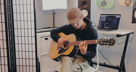 indie-pop / pop / r&b producer - Ricky Farguson