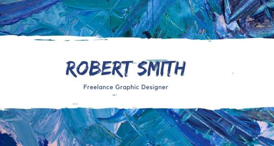 Graphic Designer - Robert Smith