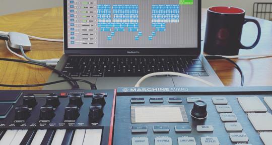 Mixing & Mastering, Producer - Nick King (Mixing/Producer)