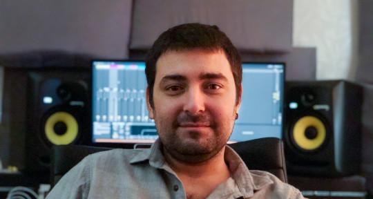Producer , Mixing & Mastering  - Aykut Bilir