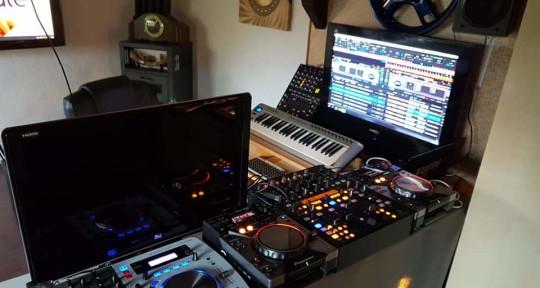 Mixing, Recording, Remixer, Mu - DJ StechB