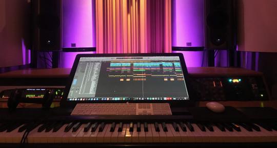 Mixing & Production   - Tobias Kampe Flygare