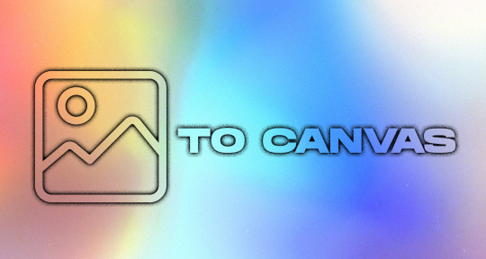 Canvas Designer - Album art to Canvas