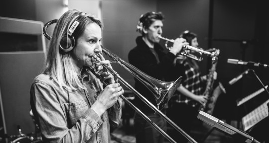 Horn Section, Arrangements - Horns For Hire