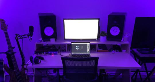 Engineer/Producer/Musician - Joey Haidle