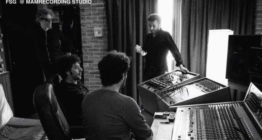 Remote Mixing,Recording Studio - Riccardo Parravicini