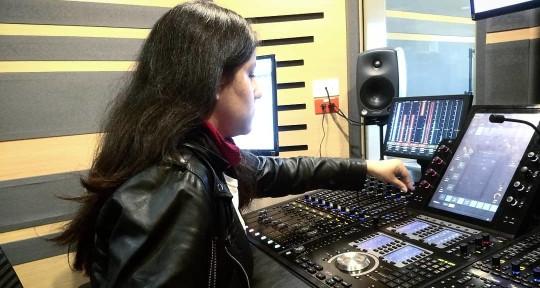 Remote mixing & mastering. - Nataly Martinez