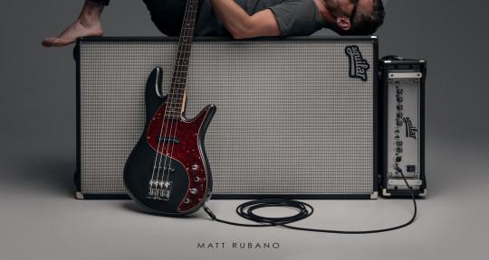 Session Bassist  - Matt Rubano